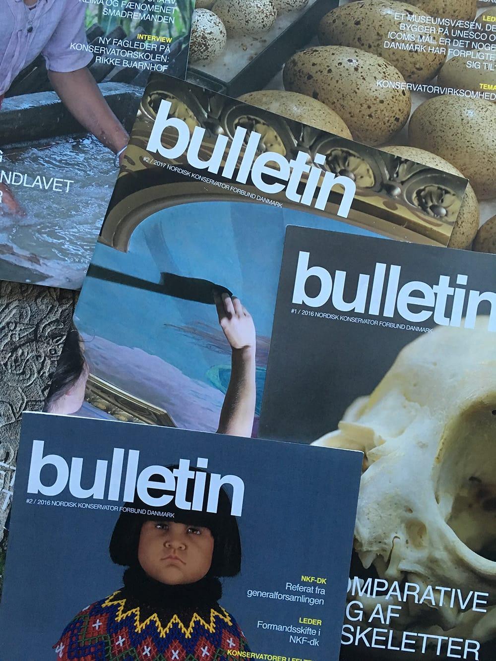 Bulletin_Forsider